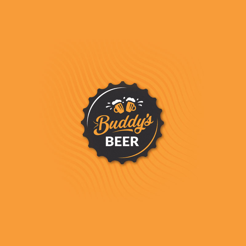 Thiet-ke-logo-buddy-beer